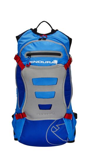 Endura SingleTrack Rucksack Blau